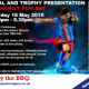 BBQ and Medal Presentation, Saturday 16 May